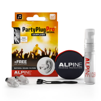 Alpine PartyPlug PRO - Tappi per concerti