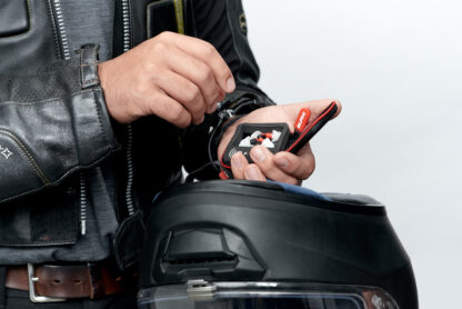 Alpine MotoSafe Pro - Tappi per moto