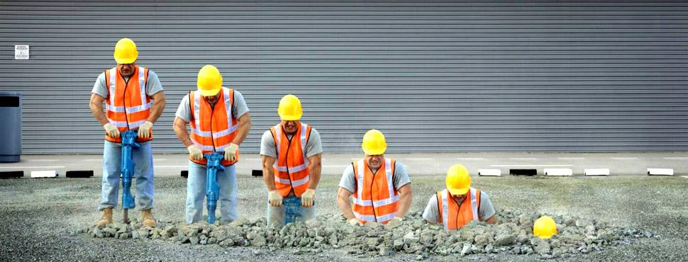 Protezione udito in ambienti di lavoro rumorosi