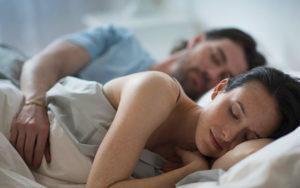 Dormire insieme: e se lui/lei russa?