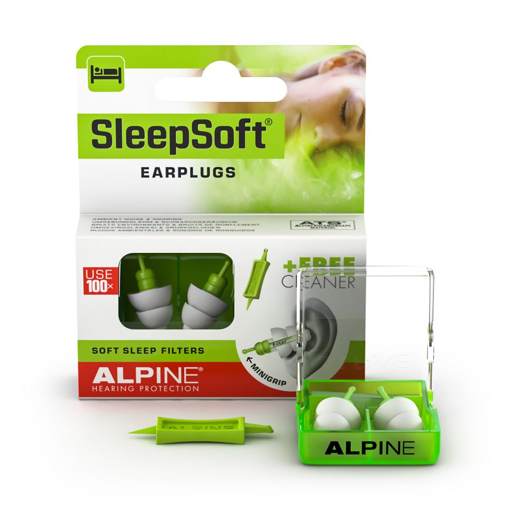 Tappi per le orecchie - Tappi per dormire Alpine