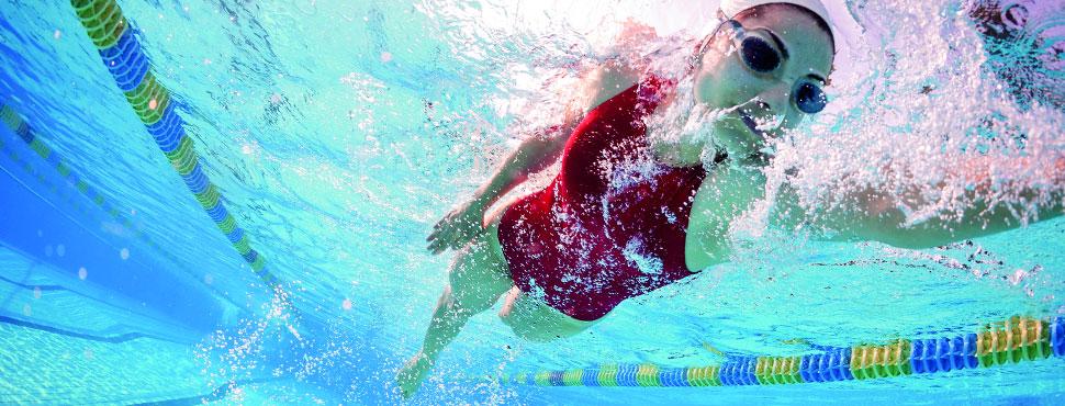 Tappi universali per il nuoto