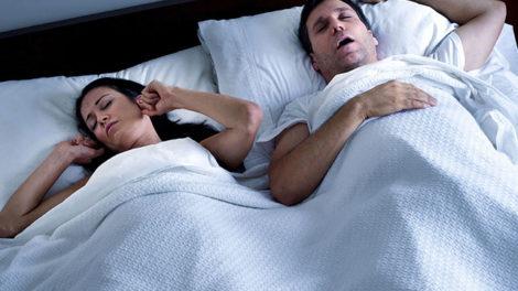 Consigli per smettere di russare