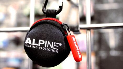Tappi Alpine: auricolari universali per la protezione dell'udito
