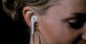 Gusci su misura per cuffie e auricolari Apple AirPods